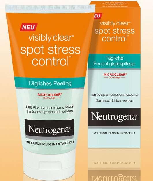 Neutrogena Spot Stress Control, Quelle: Johnson & Johnson GmbH
