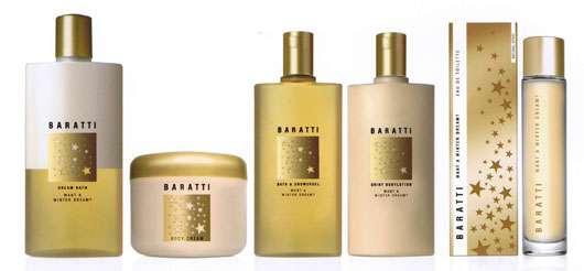 "BARATTI ""Want a winter dream"" ab Oktober 2008 bei Douglas"