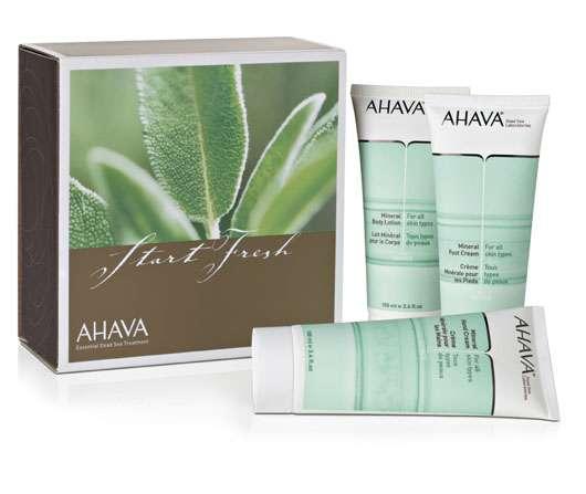 Geschenksets von AHAVA