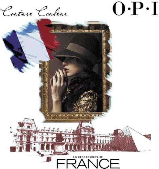 La Collection de France von OPI
