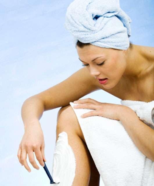 Tipps für sexy, glatte Beine