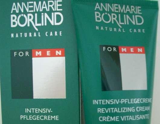 <strong>ANNEMARIE BÖRLIND FOR MEN</strong> Intensiv-Pflegecreme