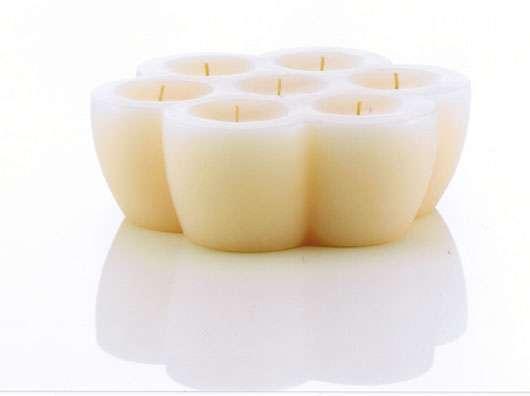 Kerze mit sieben Dochten von Douglas