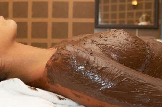 Schokolade macht schön