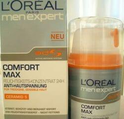 Produktbild zu L'ORÉAL PARiS Men Expert Comfort Max Feuchtigkeitskonzentrat 24H Anti-Hautspannung