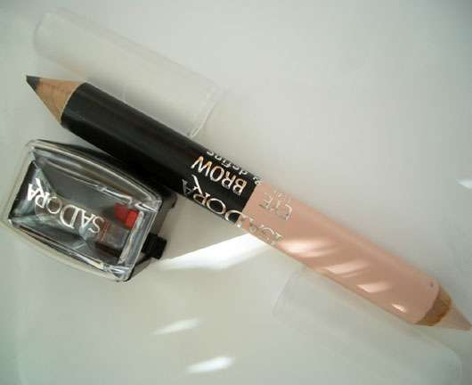 IsaDora Eye Brow Lift & Define + Jumbo Flex Sharpener