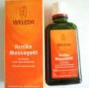 Weleda Arnika-Massageöl – Wärmendes Massageöl