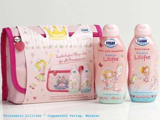 Prinzessin Lillifee Geschenkset von Fissan Kids zu gewinnen