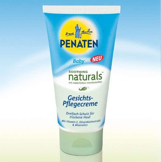 Erweiterung der Baby Soothing Naturals™ Serie von Penaten