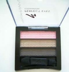 Produktbild zu MANHATTAN Perfect Eyes Eyeshadow – Farbe: 56C/92V/109T