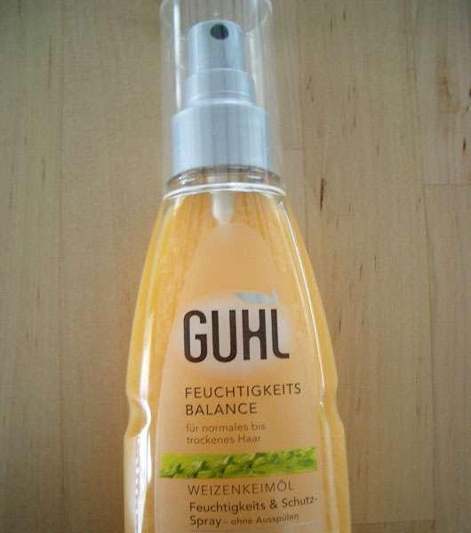 Guhl Weizenkeimöl Feuchtigkeits- & Schutz-Spray