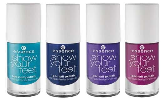 essence antibacterial toe nail polish, Quelle: cosnova GmbH