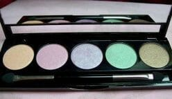 Produktbild zu IsaDora Eye Shadow Palette – Farbe: 53 Blooming Spring (LE)