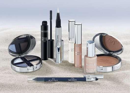 Maritime Feeling Make-up, Quelle: SANS SOUCIS / FRIBAD Cosmetics Group GmbH