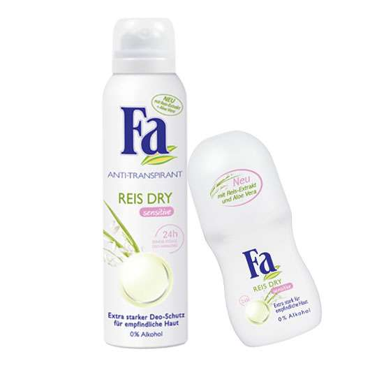 Fa Reis Dry Sensitive