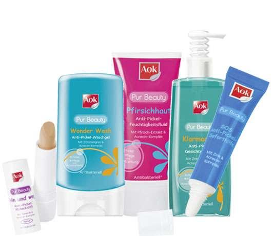 Pur Beauty – Neue junge Kosmetiklinie von Aok