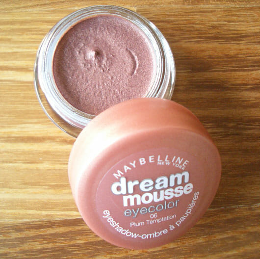 Dream Mousse Eyecolor 06 von Maybelline