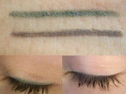 Dr. Hauschka Natural Pastels Kajal Eyeliner Duo 02