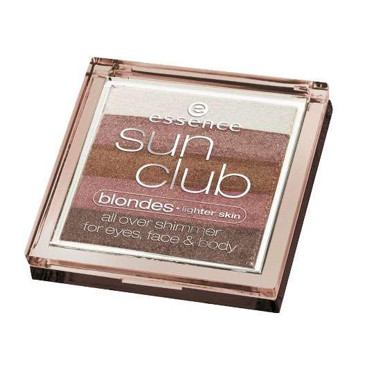 Produktneuheiten von essence sun club
