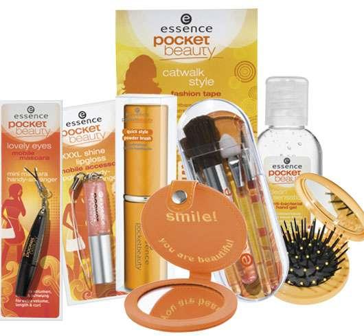 essence pocket beauty Produktneuheiten