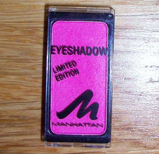 Manhattan Eyeshadow Limited Edition, Farbe: No. 61P (Pink)