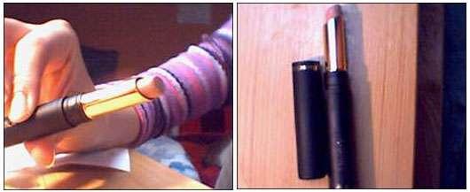 Dr. Hauschka Natural Pastels Lipstick, Farbe 01 soft rose