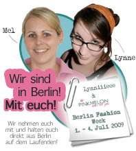 Mercedes-Benz Fashion Week wir kommen, Quelle: Lynniiieee/Pinkmelon