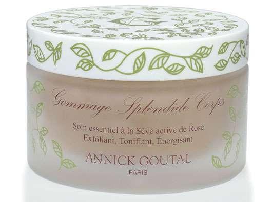 Gommage Splendide Corps, Quelle: Sahling - best of beauty / Albrecht & Dill Cosmetics GmbH