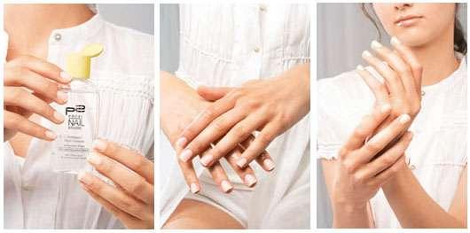 Antiseptic Hand Cleanser, Quelle: p2 cosmetics