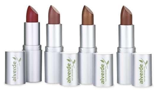 Anti-Aging Lippenstifte von alverde NATURKOSMETIK
