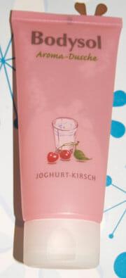 Bodysol Aroma-Dusche (Duftrichtung: Joghurt-Kirsch)