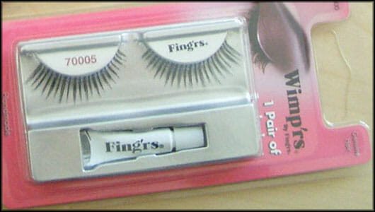 Wimp´rs by Fing´rs – Eyelashes (70005)