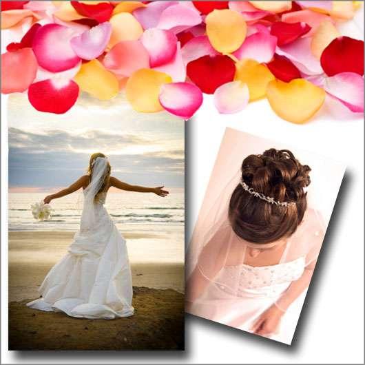 Die Schönheit einer Braut