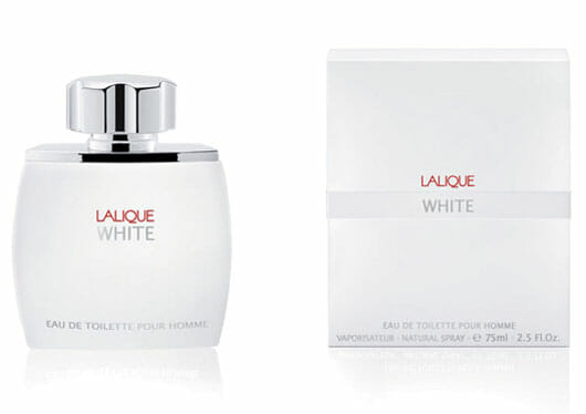 Lalique White, Quelle: Sahling – best of beauty / Albrecht & Dill Cosmetics GmbH