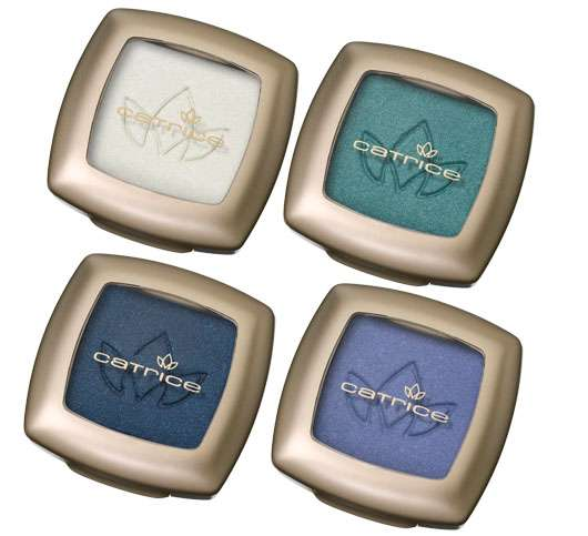 Catrice Soft Eyeshadow Mono (v.l.o.n.r.u.: #250, #260, #270, #280), Quelle: cosnova GmbH