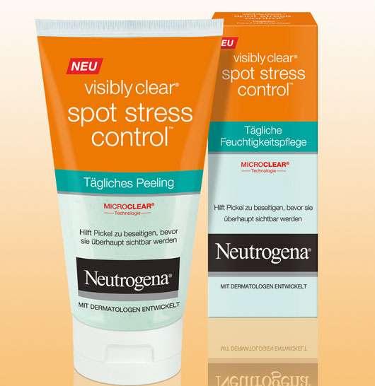 Mit Neutrogena Visibly Clear stressfrei in den Tag