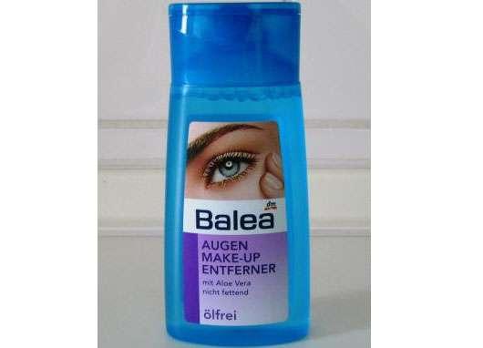 Balea Augen Make-Up Entferner, ölfrei