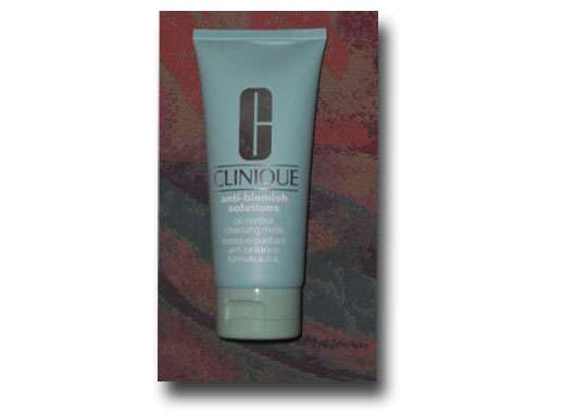Clinique anti-blemish solutions oil-control cleansing mask