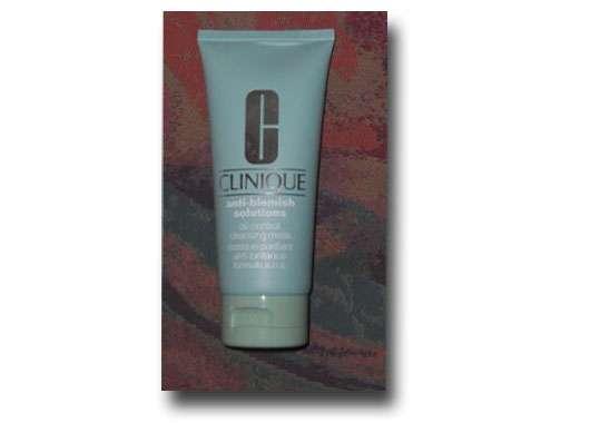 Clinique anti-blemish solutions oil-controil cleansing mask
