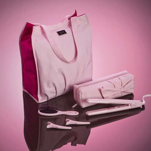 """ghd Limited Edition Box Sets """"Pretty in Pink"""", Quelle: ghd"""