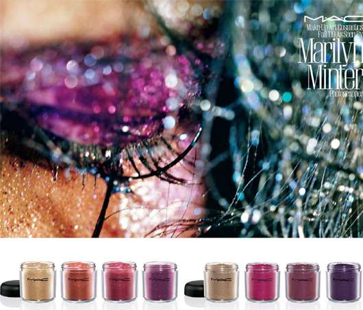 M·A·C Make-up Art Cosmetics Fall '09 as seen by Marilyn Minter (Photographer), Quelle: Estée Lauder Companies GmbH / M·A·C Division