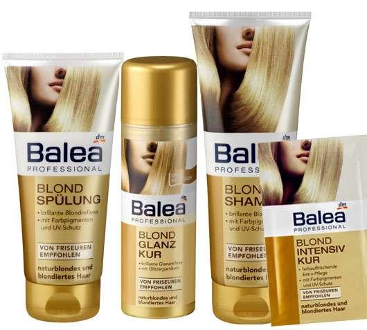 Balea Professional - Blond für naturblondes und blondiertes Haar, Quelle: Balea