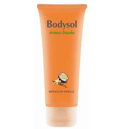 Bodysol Maracuja-Vanille Aroma-Duschgel, Quelle: Deutsche Chefaro Pharma GmbH