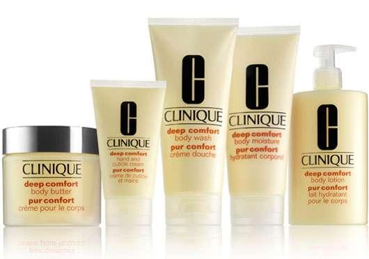 Clinique Deep Comfort, Quelle: Clinique Division / Estée Lauder Companies GmbH