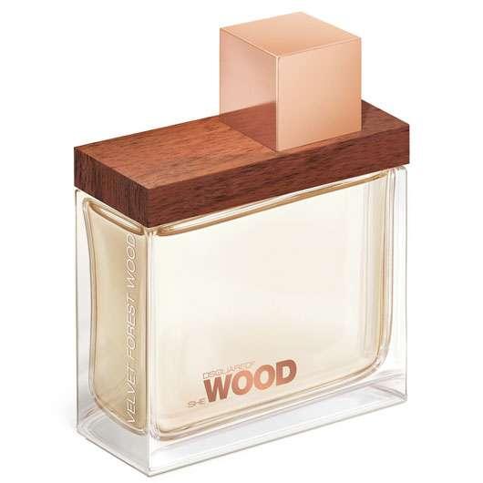 SHE WOOD Velvet Forest Wood von Dsquared²