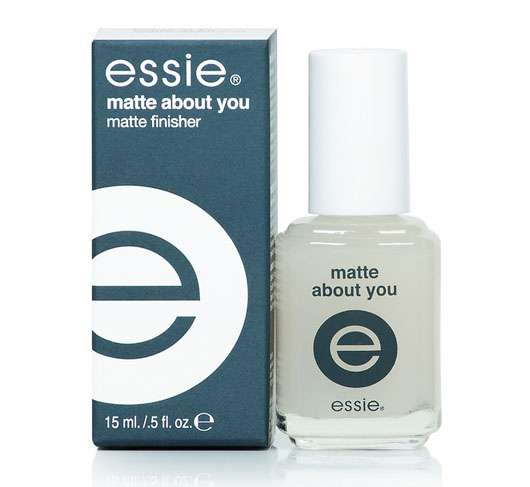 essie Matte about you - Matte Finisher, Quelle: Douglas