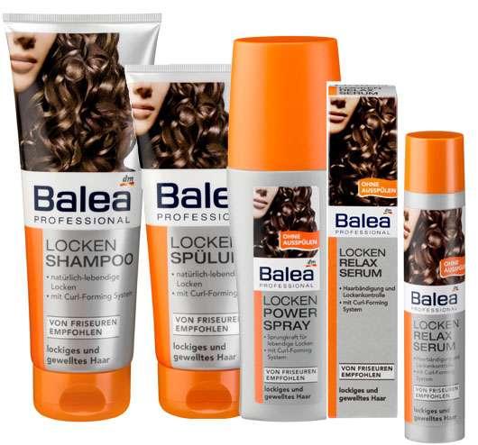 Balea Professional - Locken für lockiges und gewelltes Haar, Quelle: Balea