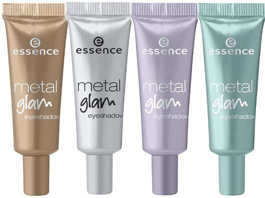 essence metal glam eyeshadow, Quelle: cosnova GmbH
