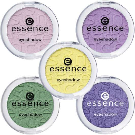 essence mono eyeshadow, Quelle: cosnova GmbH
