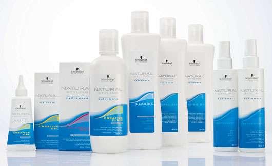 Das neue Natural Styling Hydrowave von Schwarzkopf Professional